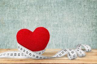 mittanauha sydämen ympärillä