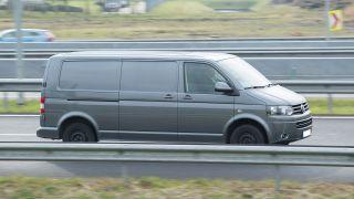 Volkswagen Transporter -pakettiauto