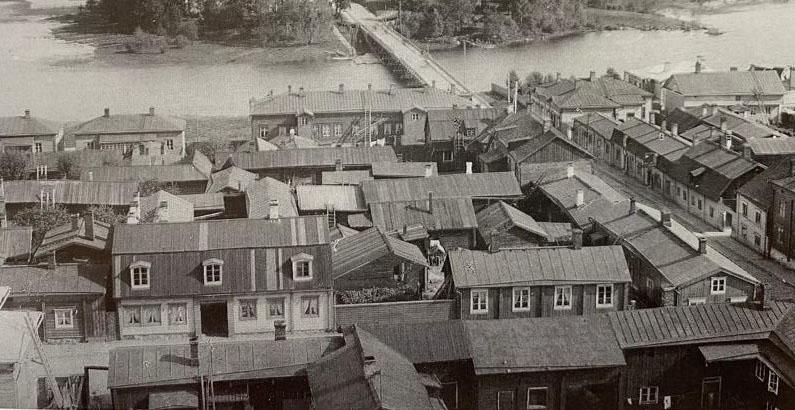 Hämeenlinna 1900-luvun alussa